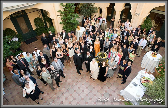 Garden Court Hotel Wedding Palo Alto Shannon Duane