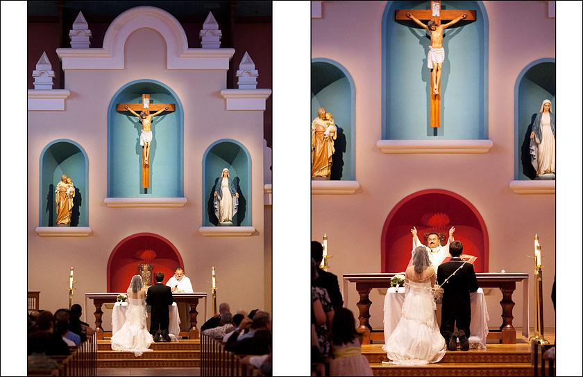 Bride, Groom, Priest