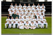 Oakland A's team photo 2010 Season