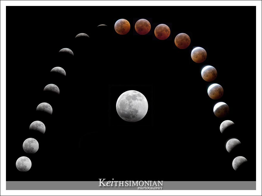Total Lunar Eclipse December 20th - 21st 2010