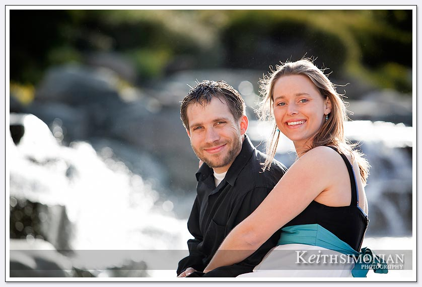 San Ramon engagement Photo at Bollinger Canyon Waterfall-04