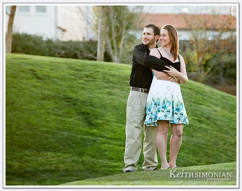 Windy Hills Park engagement photo-11