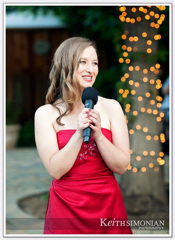 Morgan-Hill-Backyard-Wedding-Maid of Honor