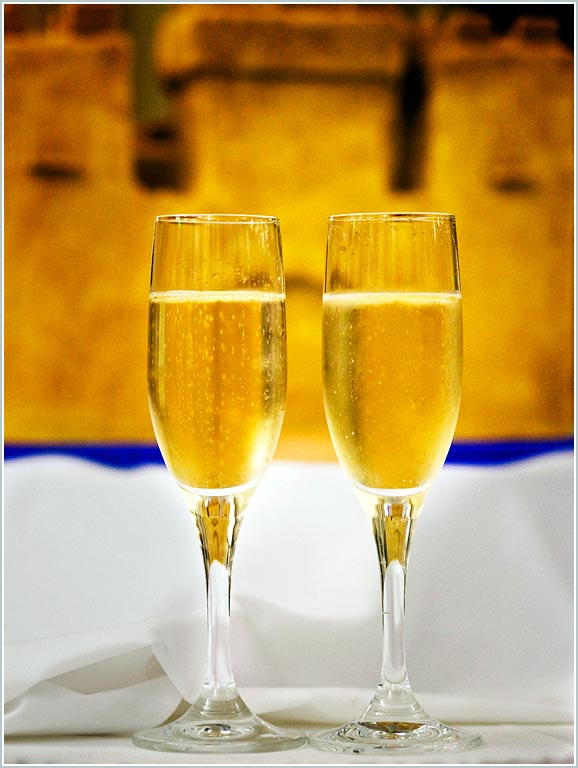 champagne glass photo