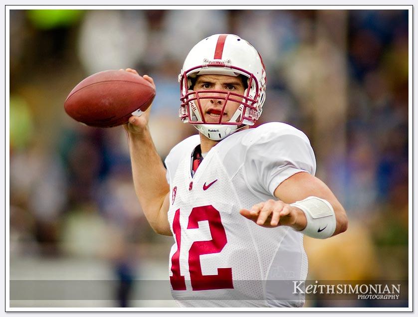 Cal vs Stanford Big game college football - November 20, 2010