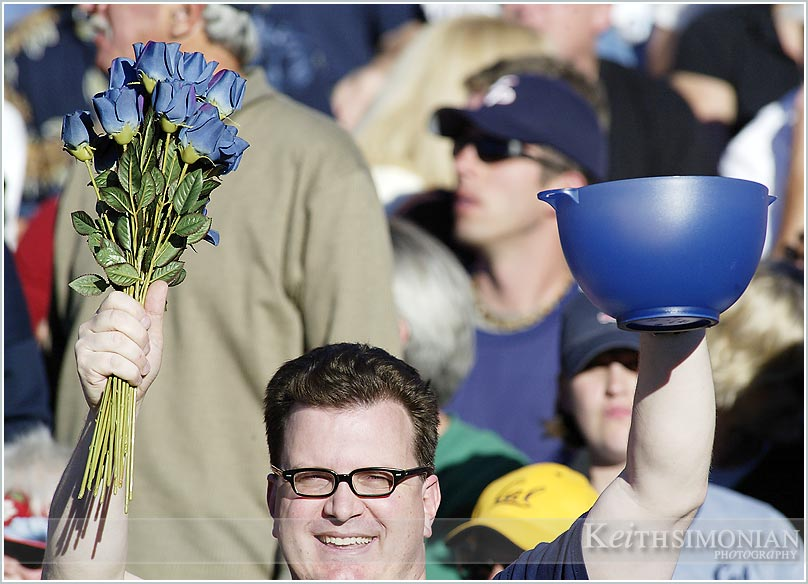 Cal fans expected the victory over Stanford in 3004 would lead to a Rose Bowl berth.