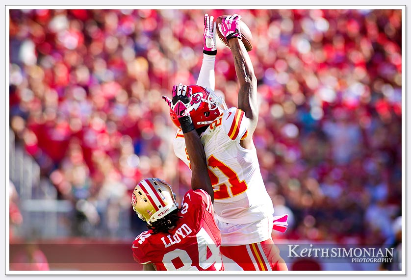 San Francisco 49ers vs Kansas City Chiefs - October 5th 2014 at Levi Stadium in Santa Clara