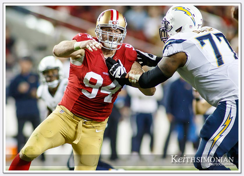 Canon-7D-Mark-II-NFL-Game-2 - San Francisco 49er #94 Justin Smith