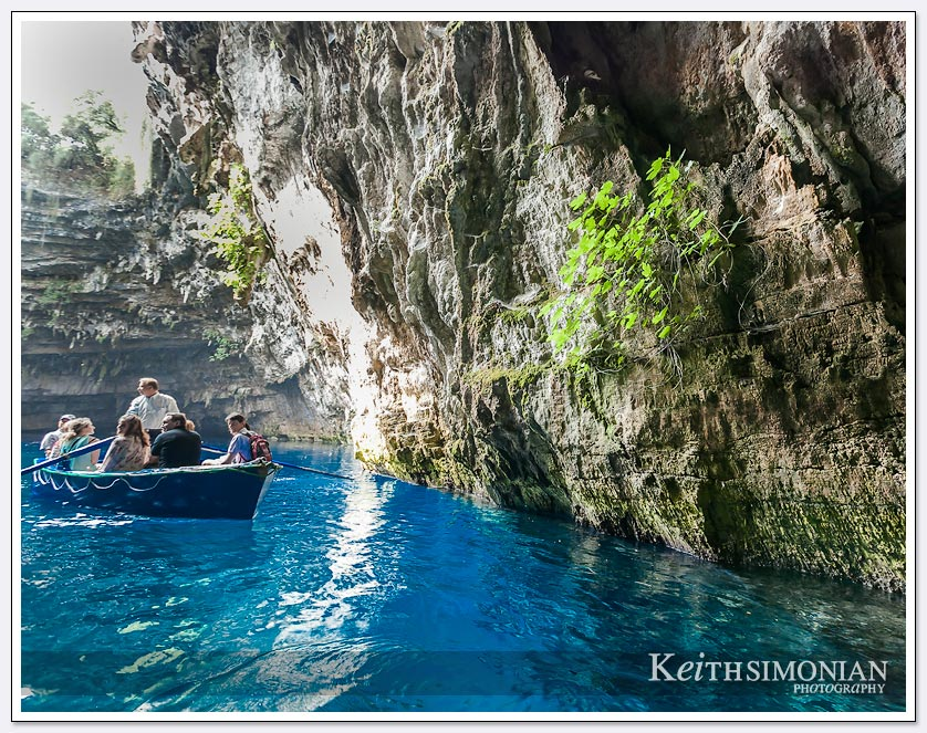 Melissani Lake Cave