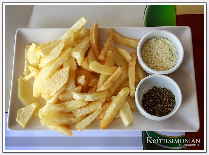 Greek French Fries
