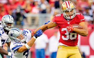 Jarryd Hayne – the Thunder from Down Under – 49ers Season opener one week away