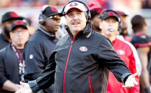 Jim Tomsula fired as head coach by San Francisco 49ers after 5-11 season