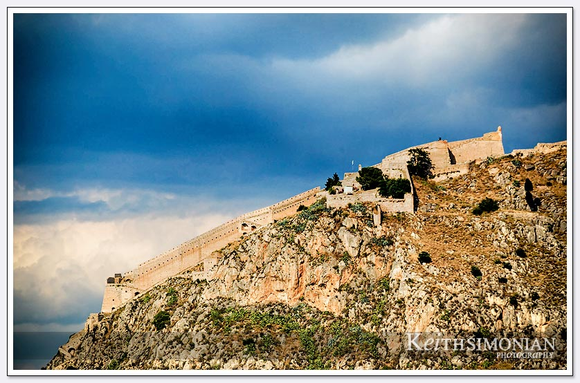 Fortress Palamidi - Nafplio Greece