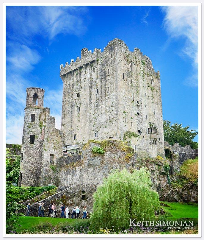 Blarney Castle - home of the Blarney Stone