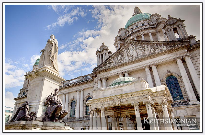City Hall - Belfast Ireland