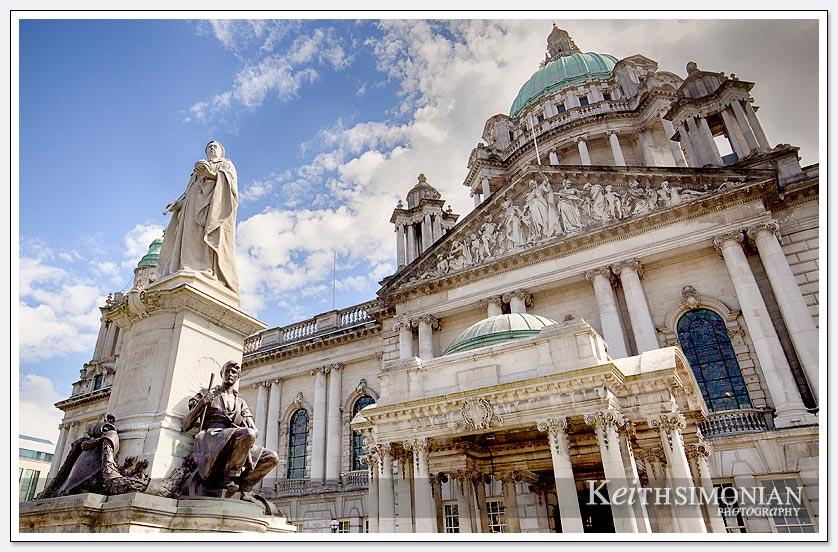 City Hall - Belfast Ireland