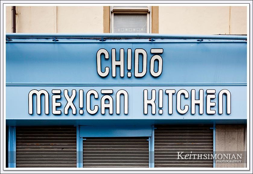 Chido Mexican Kitchen in Glasgow Ireland