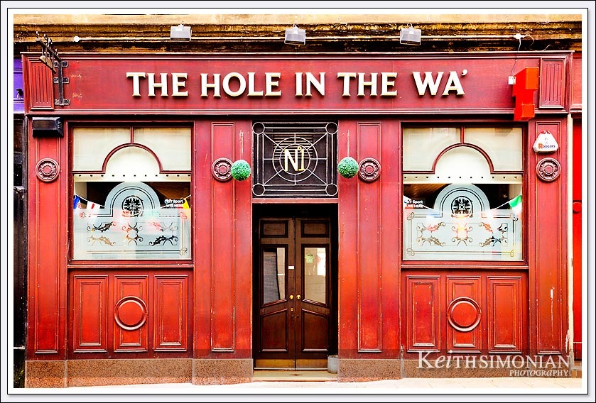 The Hole in the Wa