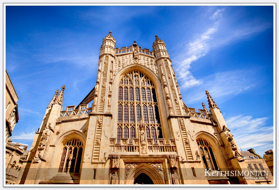 Bath Abbey - Bath England