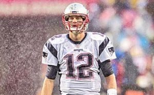 New England Patriots - Quarterback Tom Brady