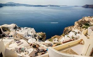Day Twenty-Two – Santorini – Greece – Aegean Sea – Mediterranean Cruise