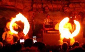 Hawaiian Luau in Maui with Fire Dancers