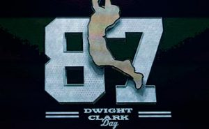 San Francisco 49er Legend Dwight Clark passes away after 3 year battle with ALS