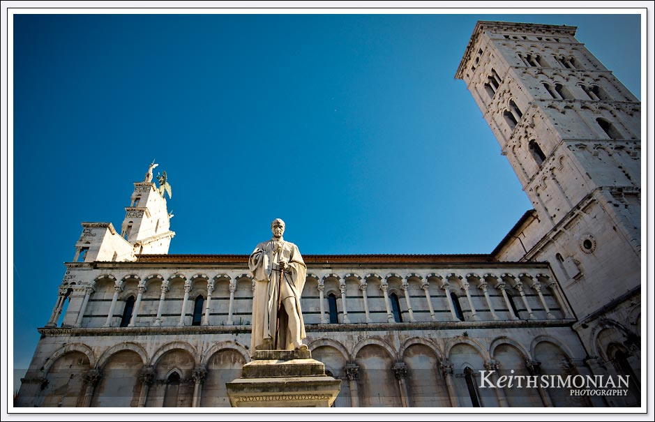 San Michele in Foro - Lucca, Italy