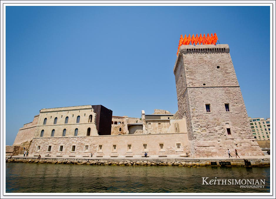 Fort - Marseille, France