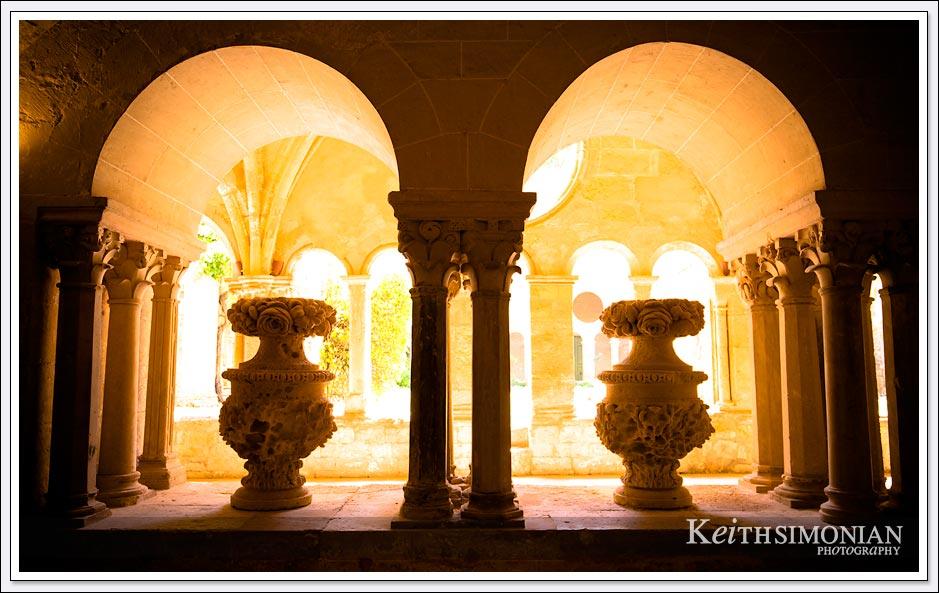 Abbey of Valmagne - France