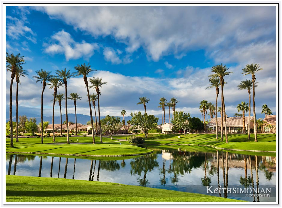 Mountain Vista Golf Club at Sun City Palm Desert, California