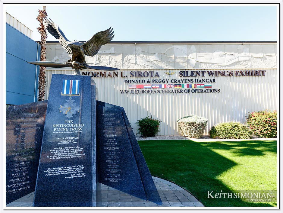 Silent Wings Exhibit at the Palm Springs Air Museum