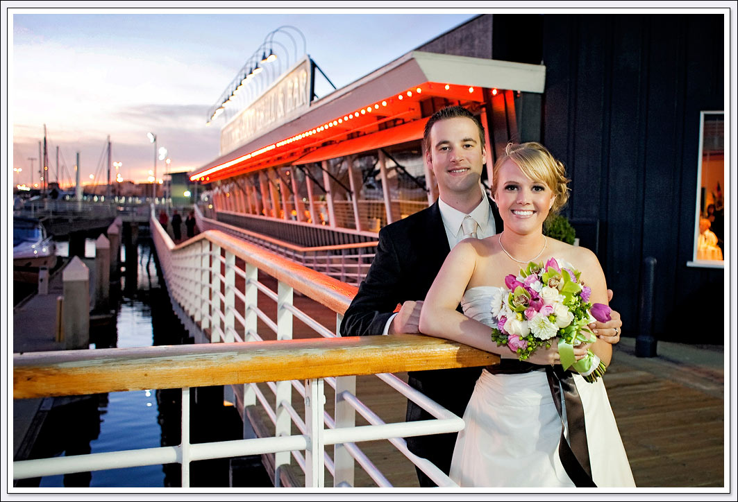 Have your wedding reception in Jack London Square