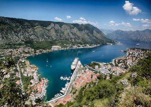 Kotor Montenegro - climb to castle