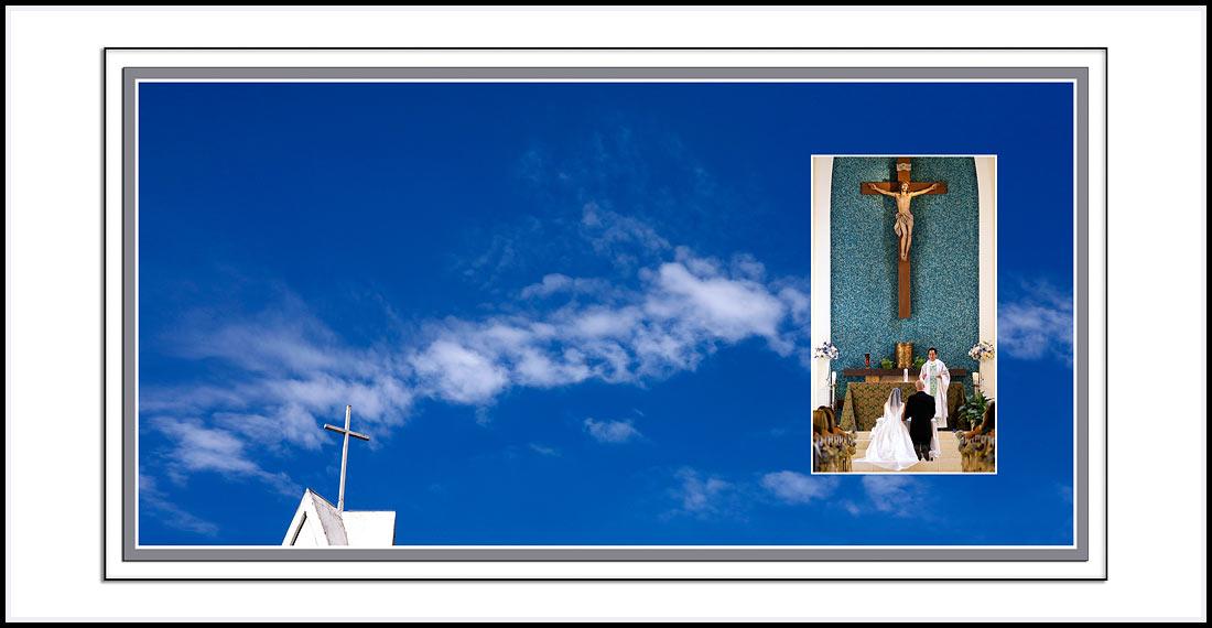 Our Lady Queen of Angels Wedding Photographer - 2046 Mar Vista Dr Newport Beach, CA 92660.