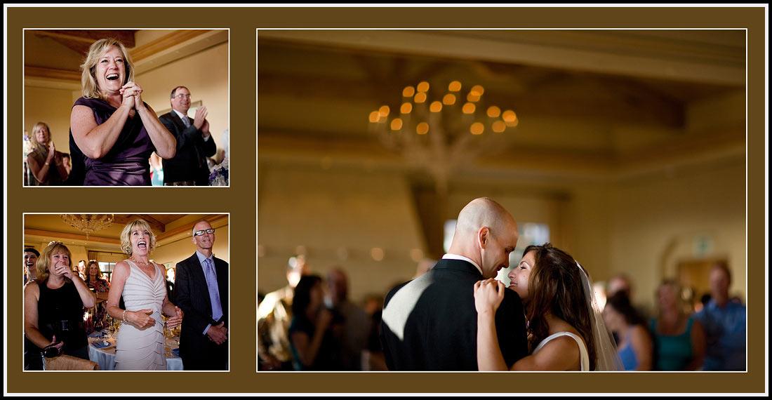 Mar Vista Ballroom Wedding Reception - Pelican Hill Resort - Newport Coast, CA