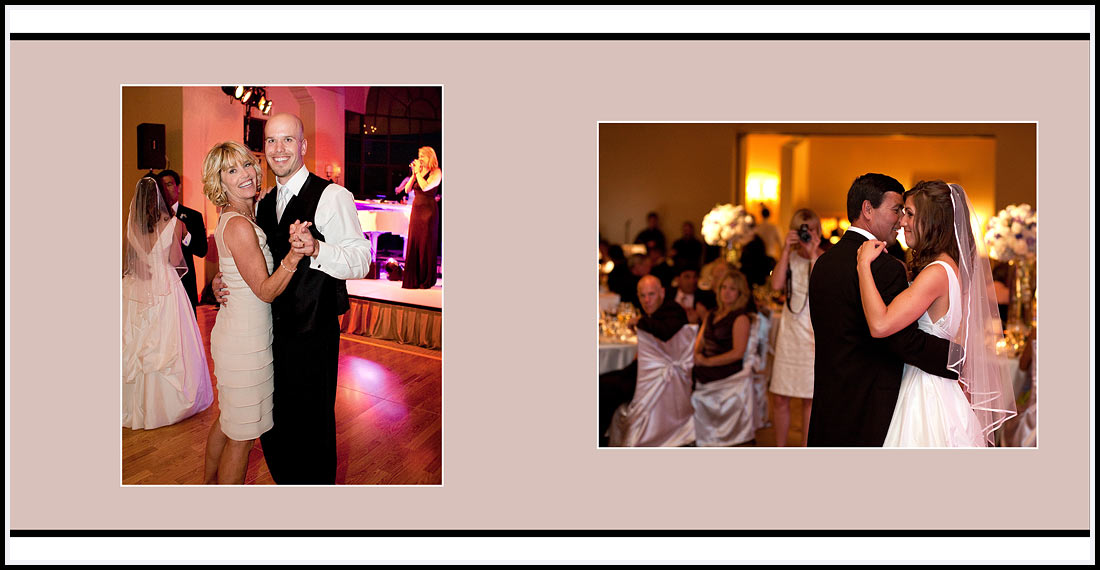 First Dance - Mother and Son - Father and Daughter - Wedding Reception