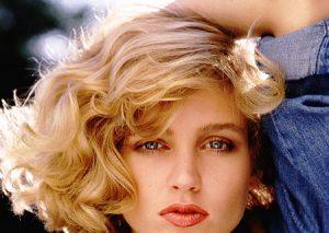 Model photograph in Santa Barbara, California
