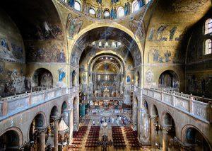 San Marcos Basilica - Venice Italy