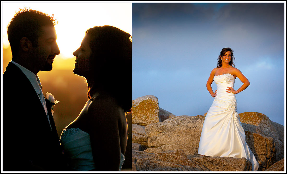 Lovers Point Wedding Day Images - Pacific Grove, CA
