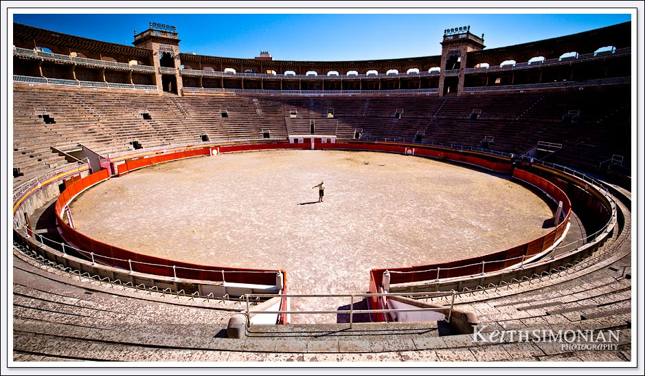 Plaza de Toros de Palma - bullfighting ring