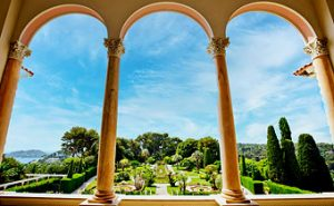 Villa Ephrussi de Rothschild - Saint-Jean-Cap-Ferrat - French Rivera